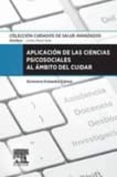 Amazon kindle descargar libros de audio APLICACIÓN DE LAS CIENCIAS PISCOSOCIALES AL ÁMBITO DE CUIDAR  (Spanish Edition) 9788490224502 de