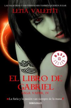 Libro de Kindle no descargando a iphone EL LIBRO DE GABRIEL (SAGA VANIR IV)