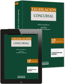 Permacultivo.es Legislacion Concursal (11ª Ed.) Image