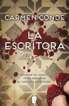la escritora (ebook)-carmen conde-9788490696002