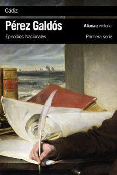 Libro de audio descarga gratuita CÁDIZ (Literatura española) de BENITO PEREZ GALDOS