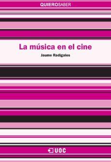 la música en el cine (ebook)-jaume radigales babí-9788491161202