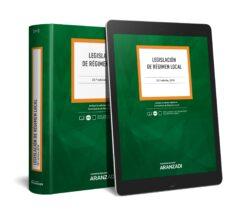Descargar LEGISLACION DE REGIMEN LOCAL gratis pdf - leer online