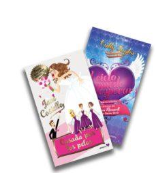 pack casada por los pelos (2 vols.)-cally taylor-jane costello-9788492929702