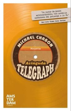 (pe) avinguda telegraph-michael chabon-9788492941902