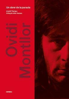 ovidi montllor: un obrer de la paraula-jordi tormo-9788494373602