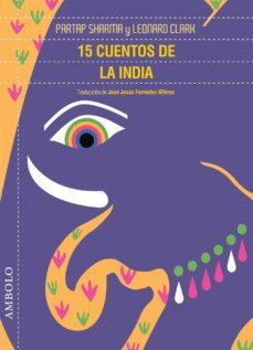 15 cuentos de la india-leonard clark-partap sharma-9788494585302