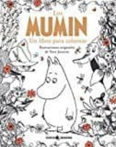 Debatecd.mx Los Mumin. Un Libro Para Colorear Image