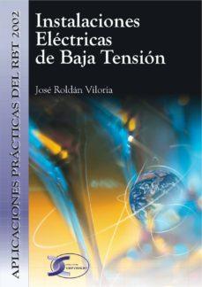 Ojpa.es Instalaciones Electricas De Baja Tension: Aplicaciones Practicas Del Rbt 2002 Image
