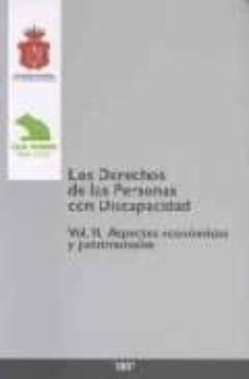 Costosdelaimpunidad.mx Los Derechos De Las Personas Con Discapacidad 2 Vols. Tomo I. Aspectos Juridicos. Tomo Ii.aspectos Economicos Y Image