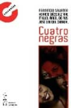 Descargar ebook format chm CUATRO NEGRAS in Spanish