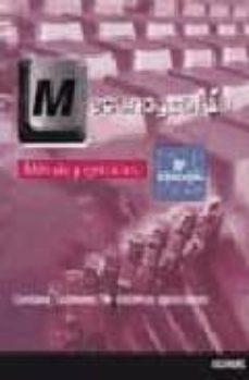 mecanografia: metodo y ejercicios (8ª ed.)-9788498187502
