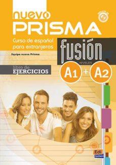 nuevo prisma fusion a1+a2 (libro del alumno + cd)-9788498485202