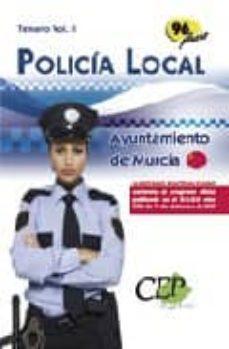 Cdaea.es Oposiciones Policia Local Del Ayuntamiento De Murcia. Temario (Vo L. Ii) Image