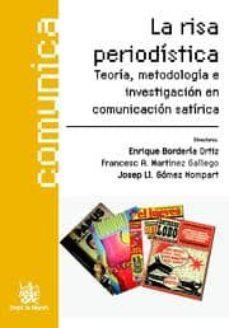 Followusmedia.es La Risa Periodistica: Teoria, Metodologia E Investigacion En Comu Nicacion Satirica Image