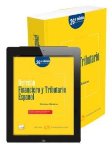 Vinisenzatrucco.it Derecho Financiero Y Tributario Español: Normas Basicas (26ª Ed.) Image
