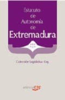 Cdaea.es Estatuto De Autonomia De Extremadura Image