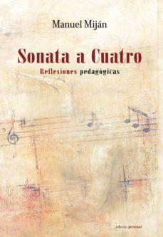 Concursopiedraspreciosas.es Sonata A Cuatro, Reflexiones Pedagogicas Image