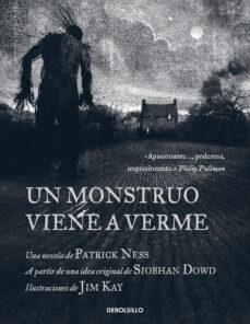 """Resultado de imagen de un monstruo viene a verme libro"""""""
