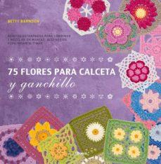 Amazon libro en descarga de cinta 75 CUADROS FLORALES PARA CALCETA Y GANCHILLO iBook CHM