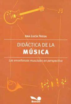 Inmaswan.es Didactica De La Musica: Las Enseñanzas Musicales En Perspectiva Image