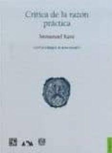 Permacultivo.es Critica De La Razon Practica (Ed. Bilingüe Aleman-español) Image