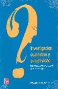 Eldeportedealbacete.es Investigacion Cualitativa Y Subjetividad Image