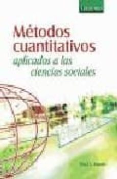 Titantitan.mx Metodos Cuantitativos Aplicados A Las Ciencias Sociales Image