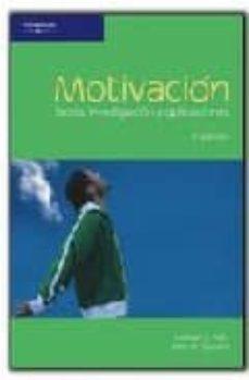 motivacion: teoria, investigacion y aplicaciones-herbert l. petri-thomas mac govern-9789706865502