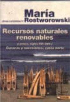 Inmaswan.es Obras Completas Iv. Recursos Naturales Renovables Y Pesca Siglos Xvi Y Xvii Image