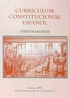Viamistica.es Currículum Constitucional Español Image