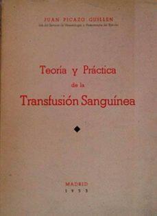 Cronouno.es Teoría Y Práctica De La Transfusión Sanguínea Image