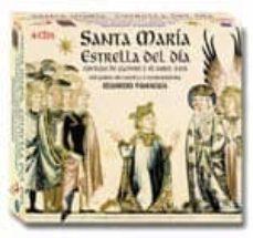 Permacultivo.es Santa Maria Estrella Del Dia: Cantigas De Alfonso X El Sabio, S. Xiii (Cd-rom) Image