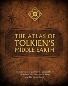 Ebooks kostenlos descargar pdf THE ATLAS OF TOLKIEN´S MIDDLE EARTH 9780008194512