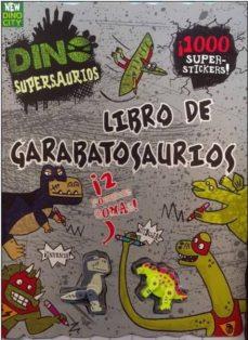 Carreracentenariometro.es Dino Supersaurios. Libro De Garabatosaurios Image