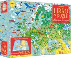 Valentifaineros20015.es Atlas De Europa :Libro Puzle Image