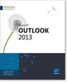ofimática profesional outlook 2013-9782746083912