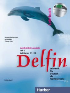 delfin. lehrbuch (teil 2 lektionen 11-20) (incluye cd-rom)-jutta müller-9783191016012
