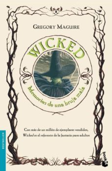 Descargando libros a iphone 4 WICKED: MEMORIAS DE UNA BRUJA MALA 9788408085812 de GREGORY MAGUIRE