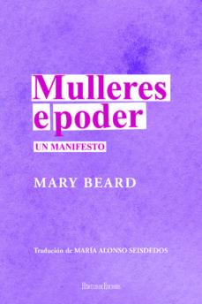 Encontrar MULLERES E PODER: UN MANIFESTO de MARY BEARD 9788412097412  (Spanish Edition)