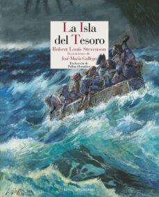 Descargar Ebooks para iPhone gratis LA ISLA DEL TESORO 9788415973812 de ROBERT LOUIS STEVENSON