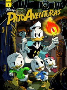 patoaventuras 1: comic-9788416917112