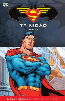 batman y superman - colección novelas gráficas especial: trinidad parte 1-frank miller-jim lee-9788417106812