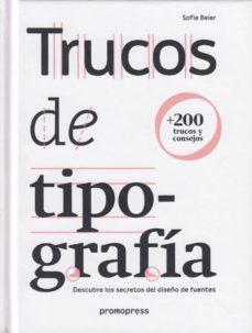 Descargar TRUCOS DE TIPOGRAFIA gratis pdf - leer online