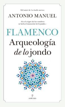 Descargar FLAMENCO: ARQUEOLOGIA DE LO JONDO gratis pdf - leer online