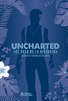 Geekmag.es Uncharted: El Peso De La Historia Image