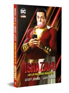 ¡shazam! (edicion rustica)-geoff johns-9788417827212