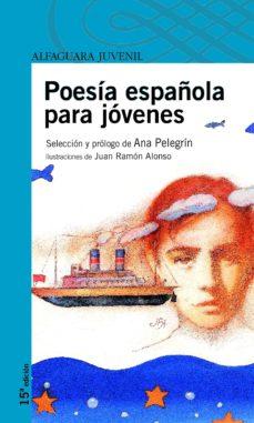 """Resultado de imagen de POESÍA ESPAÑOLA PARA JÓVENES"""""""