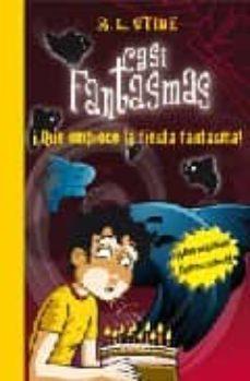 Asdmolveno.it Casi Fantasmas: ¡Que Empiece La Fiesta Fantasma! Image