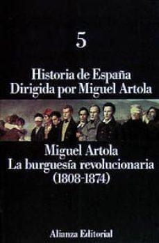Ojpa.es La Burguesia Revolucionaria (1808-1874) Image